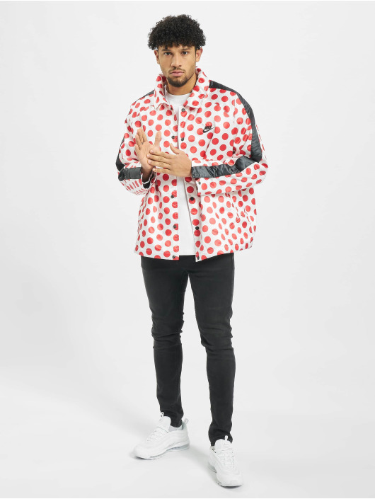 Nike Transitional Jackets JDI Synthetic Fill AOP Q5 red