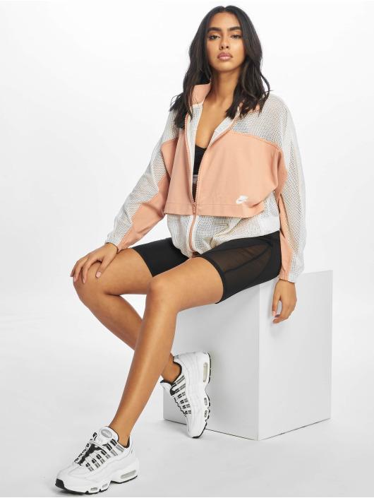 Nike Transitional Jackets Mesh Transition rosa