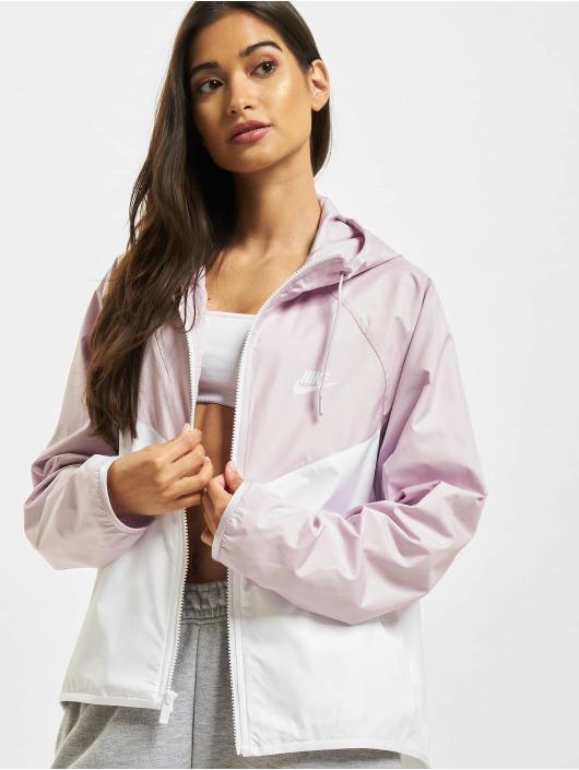 Nike Transitional Jackets W Nsw Wr Jkt rosa