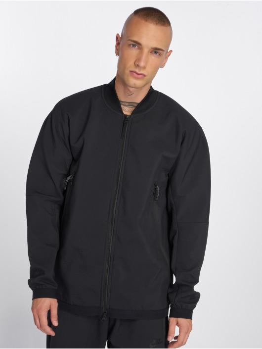 Nike Transitional Jackets Sportswear Tech Pack svart