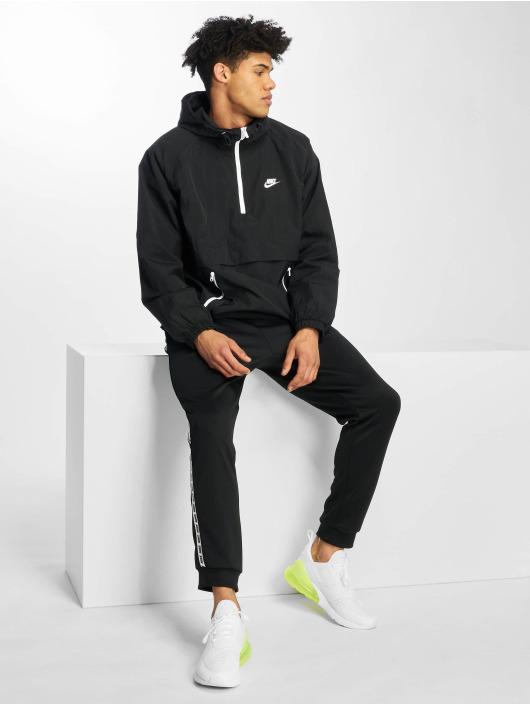 Nike Transitional Jackets Sportswear Woven svart