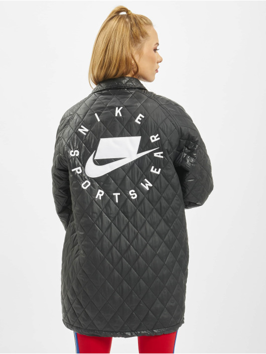 Nike Transitional Jackets Quilted svart