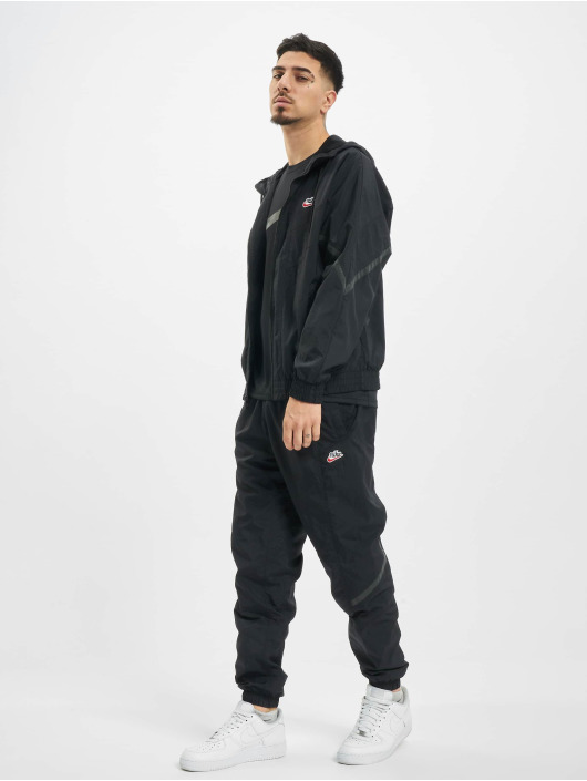 Nike Transitional Jackets Nsw Hooded svart