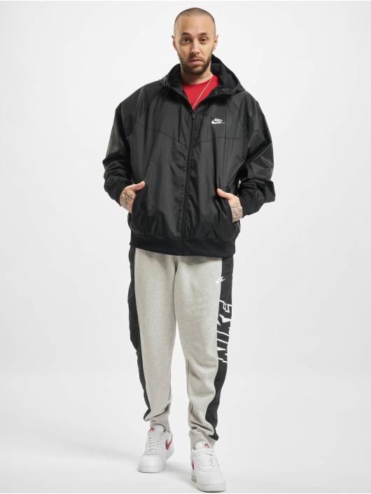 Nike Transitional Jackets M Nsw Spe Wvn Hd svart