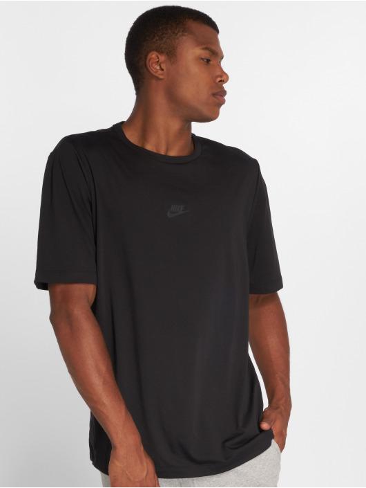 Nike Tričká Sportswear Tech Pack èierna