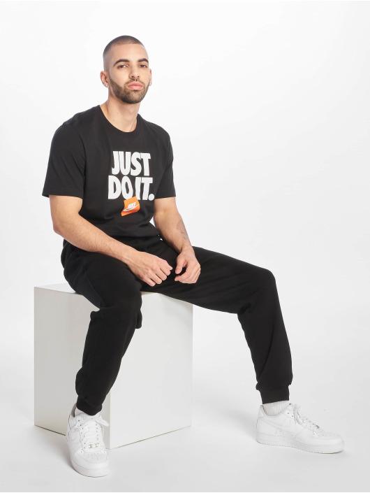Nike Tričká HBR 3 èierna