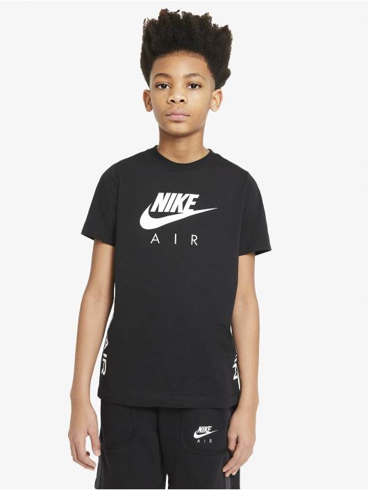 Nike Tričká Air èierna