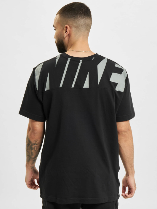 Nike Tričká Knit èierna