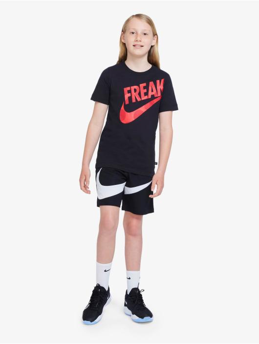 Nike Tričká Giannis Freak Dots èierna