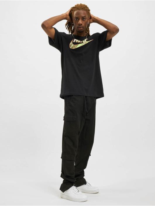 Nike Tričká Essential èierna