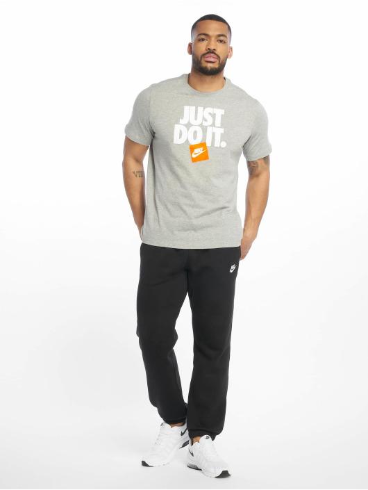 Nike Tričká HBR 3 šedá