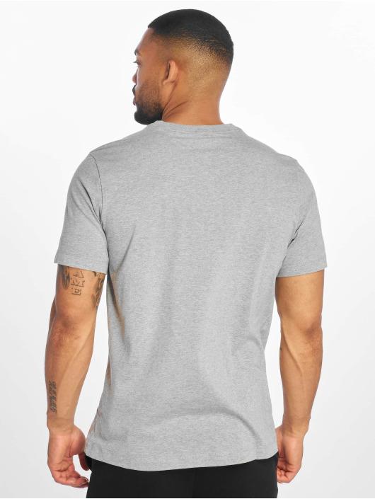 Nike Tričká Swoosh 1 T-Shirt Dk šedá