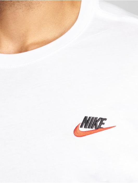 Nike Tričká Sportswear biela