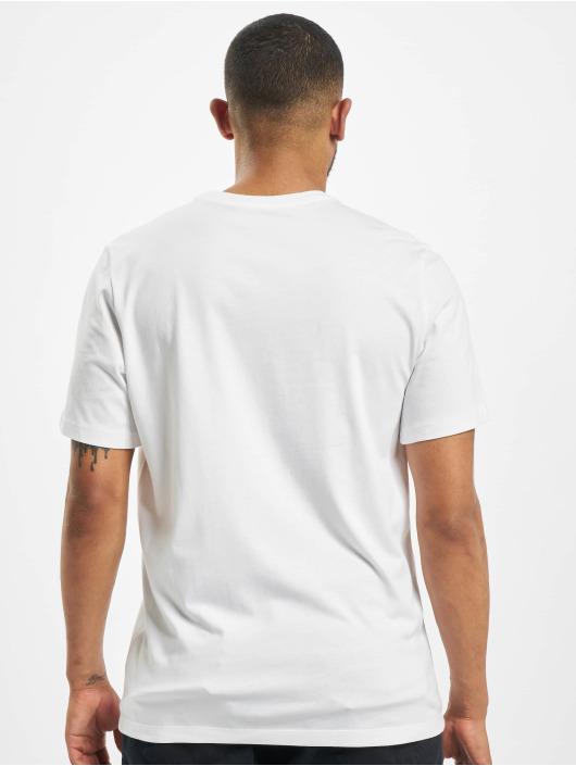 Nike Tričká Core 1 biela