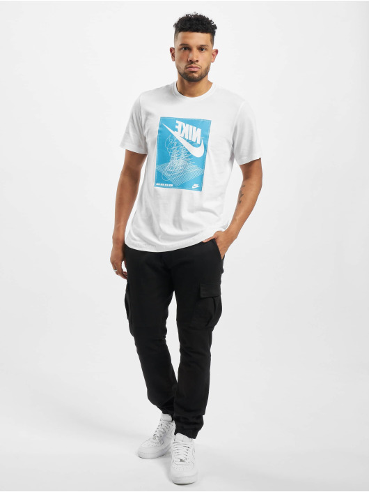 Nike Tričká Festival SS T-Shirt biela