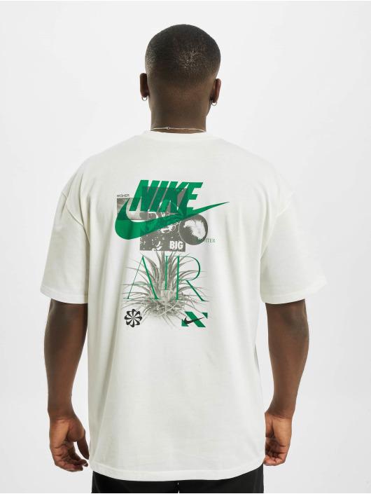 Nike Tričká Nsw M2z Air biela