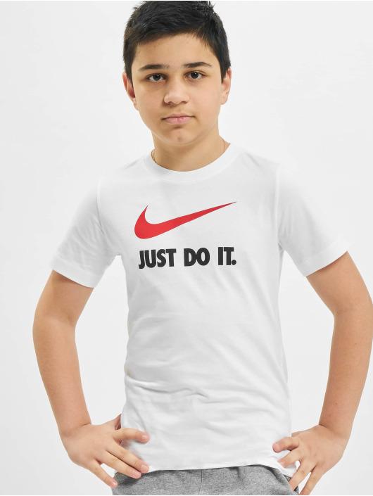 Nike Tričká JDI Swoosh biela