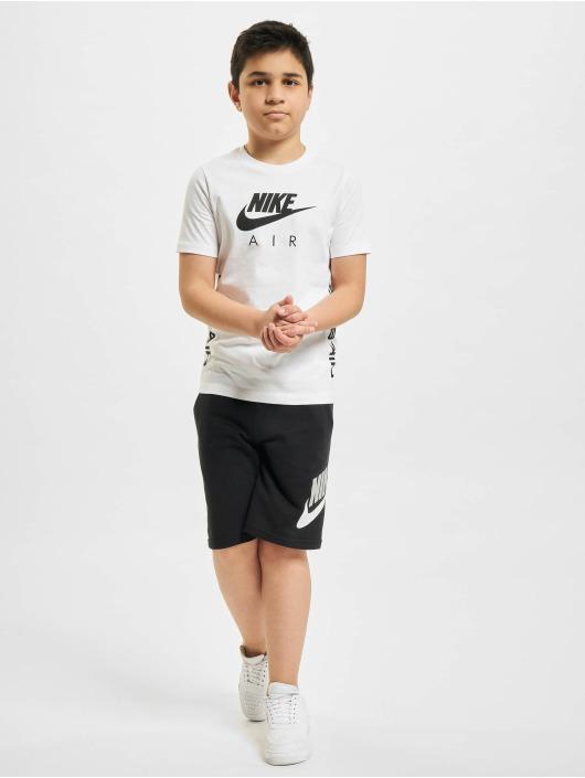 Nike Tričká Air biela
