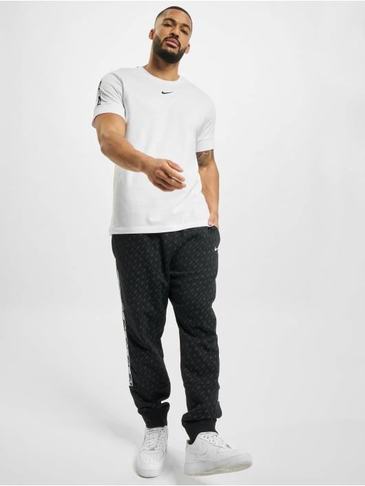 Nike Tričká Repeat biela