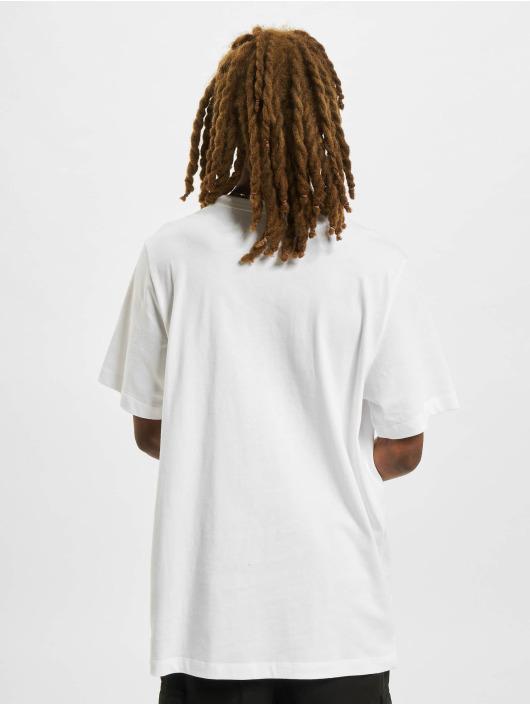 Nike Tričká Essential biela