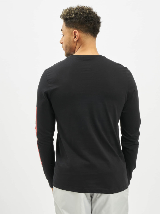 Nike Tričká dlhý rukáv LS JDI èierna