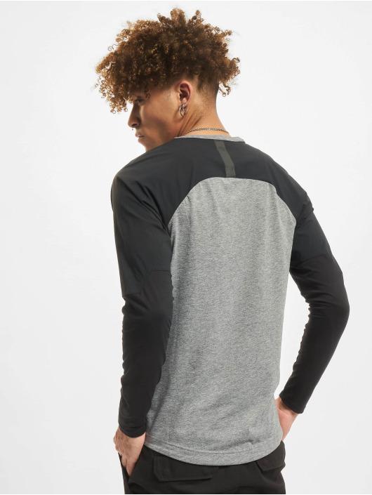 Nike Tričká dlhý rukáv  šedá