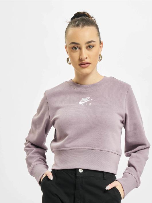 Nike Tričká dlhý rukáv W Nsw Air fialová