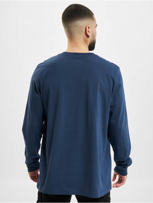 Nike Tričká dlhý rukáv M Nsw Club modrá