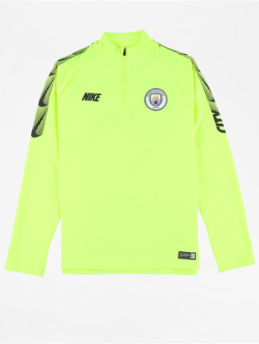 Nike Tričká dlhý rukáv Manchester City FC Dry Squad Dril zelená