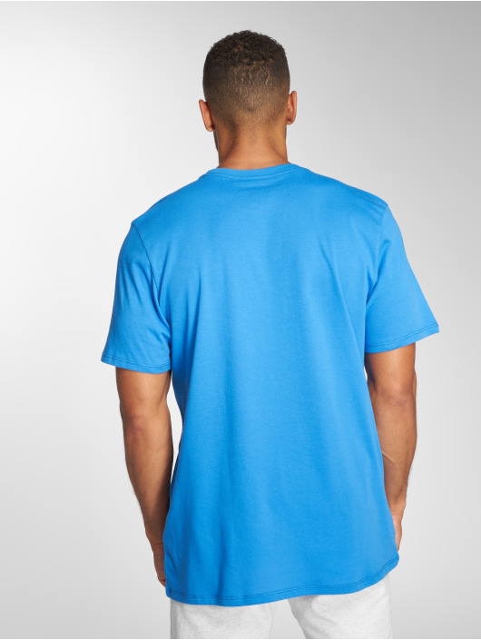 Nike Tričká Swoosh modrá