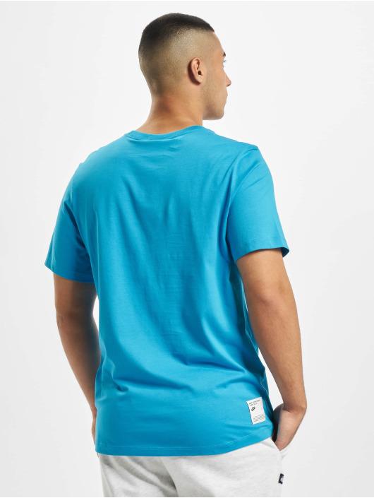 Nike Tričká Sportswear modrá