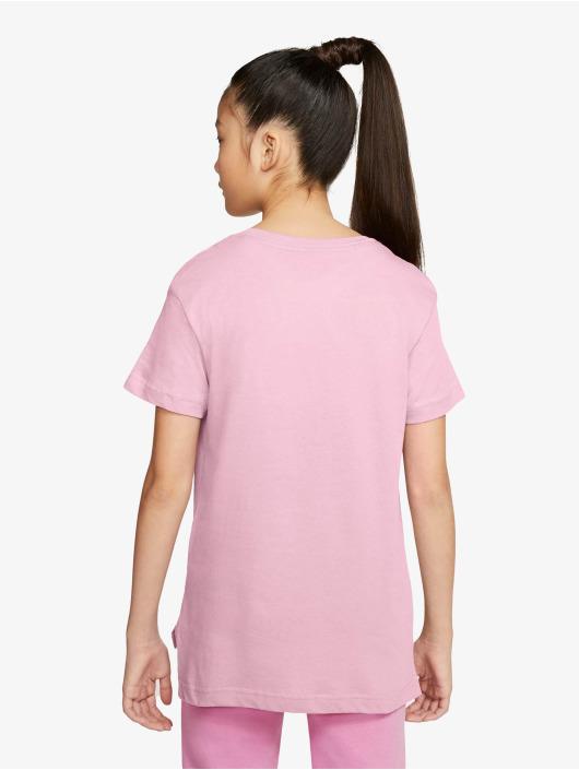 Nike Tričká Basic Futura pink