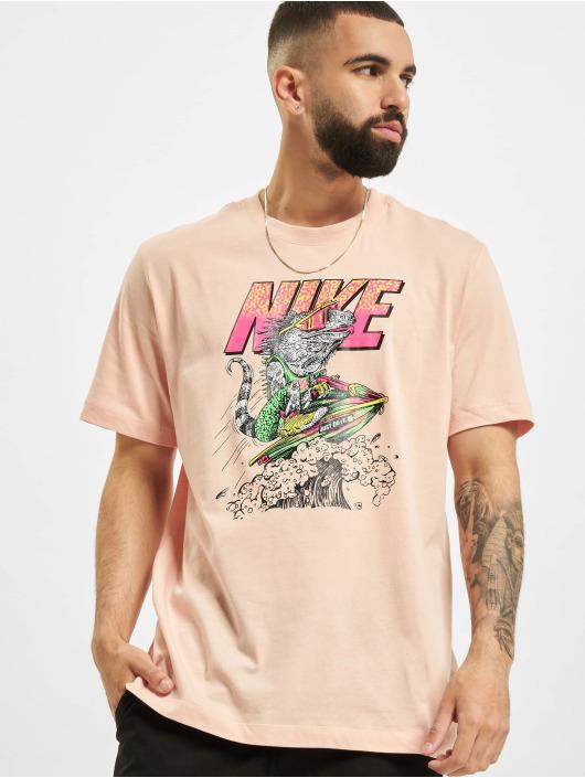 Nike Tričká Jet Ski ružová