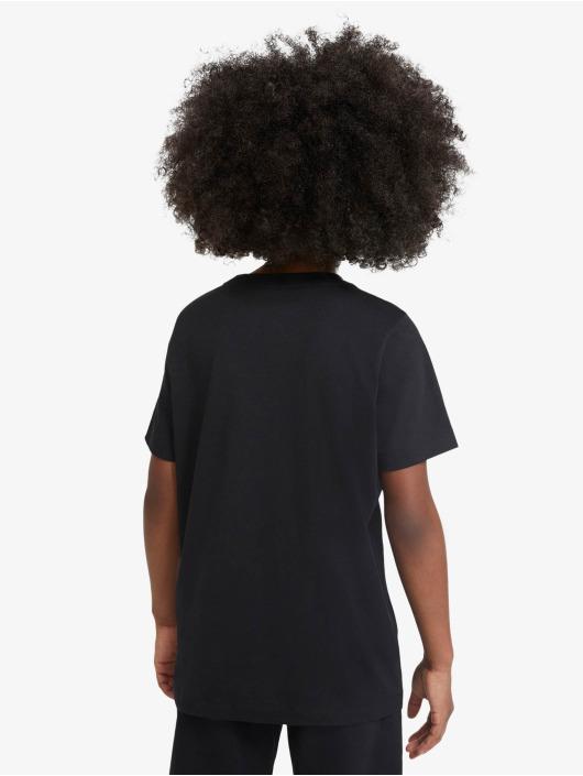 Nike Trika Swoosh čern