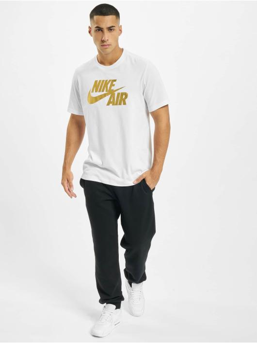 Nike Trika Sportswear bílý