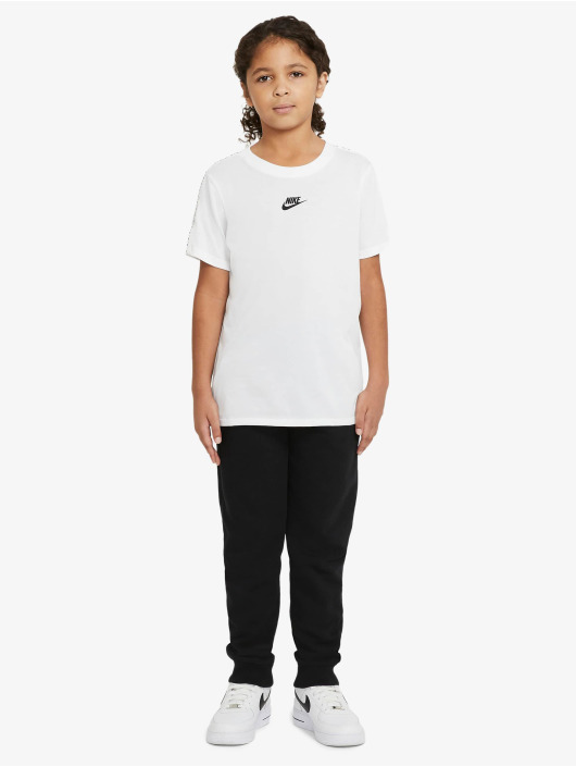 Nike Trika Repeat bílý