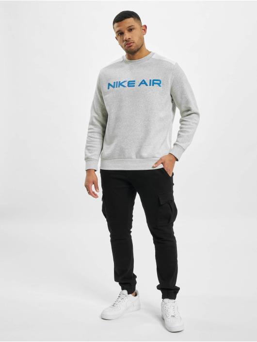 Nike Tröja M Nsw Air Flc Crew grå