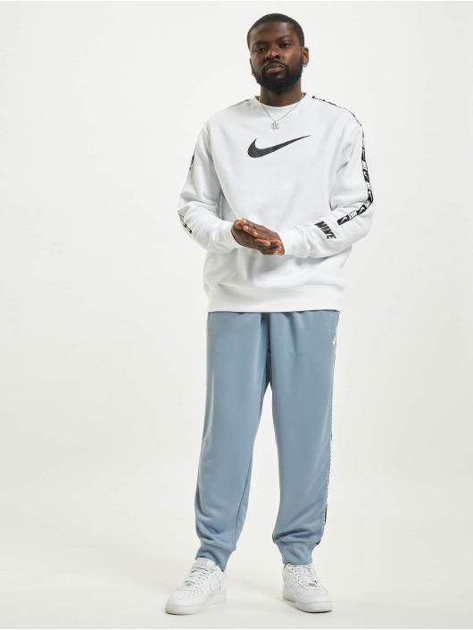 Nike Tröja Fleece vit