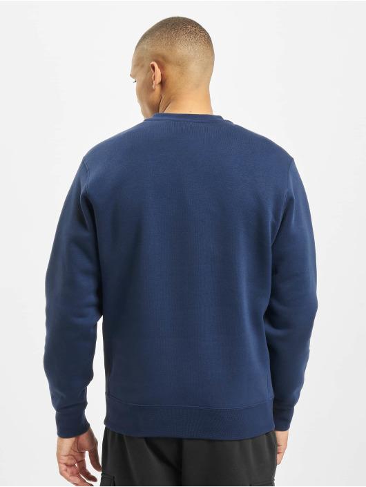 Nike trui Club Crew BB blauw