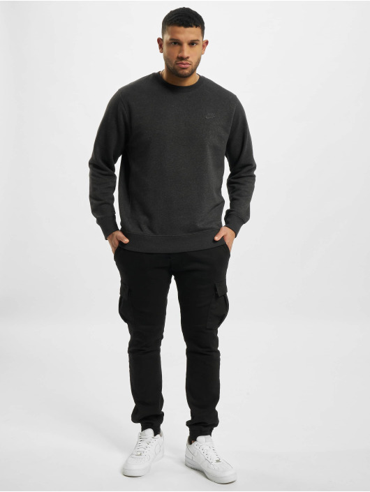 Nike trui Nsw Sb Crew Revival zwart