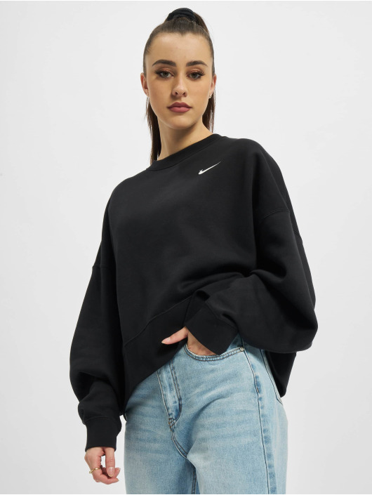 Nike trui Fleece Trend zwart