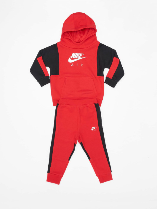 Nike Tuta Air Pullover nero