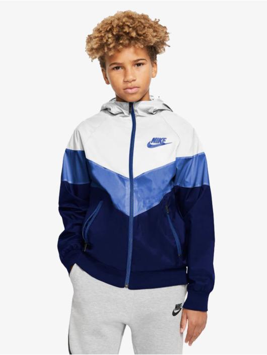 Nike Übergangsjacke Transition blau