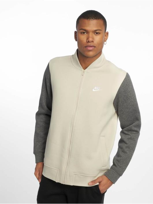 Nike Übergangsjacke Classico Sportswear grau