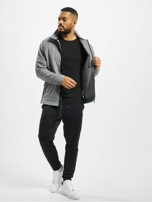 Nike Übergangsjacke Tech Pack Quilted grau