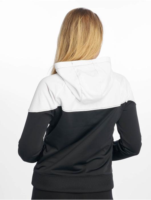 Nike Übergangsjacke Heritage schwarz