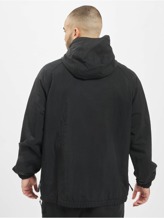 Nike Übergangsjacke Air Woven schwarz