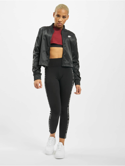 Nike Übergangsjacke Air Satin schwarz