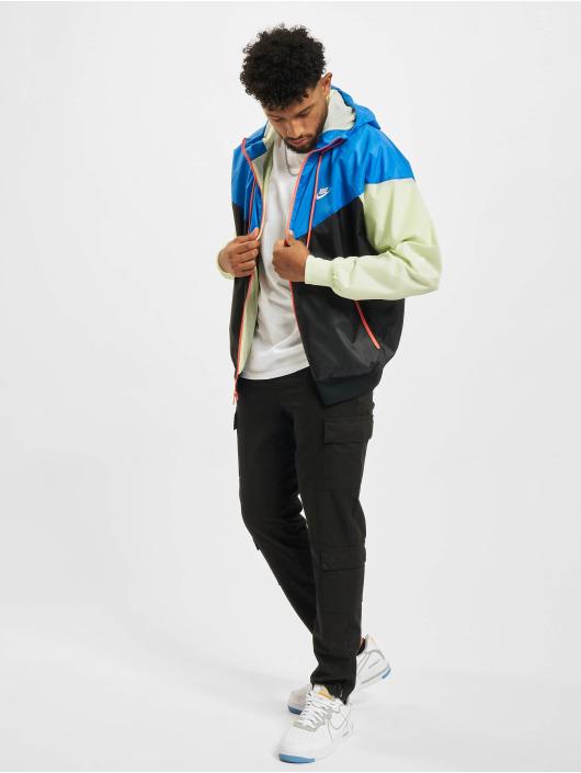 Nike Übergangsjacke Woven schwarz
