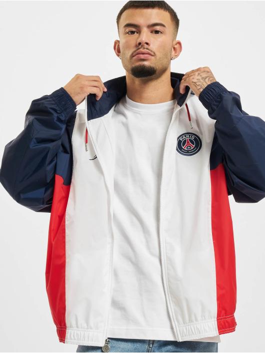 Nike Übergangsjacke PSG weiß